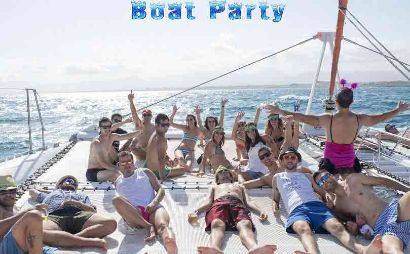 BOAT PARTY CAMBRILS